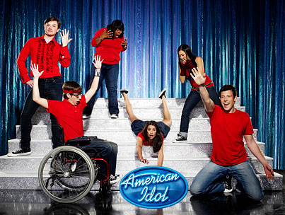 "American Idol To Glee: ""Ha Ha!"""