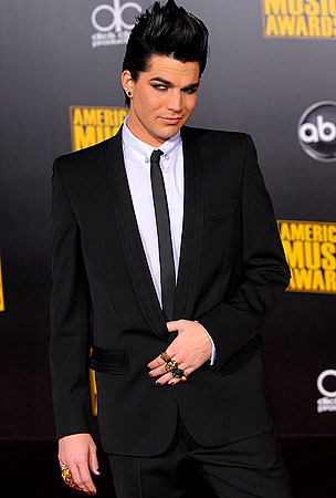 Adam Lambert: The Gay Scandal That Never Was