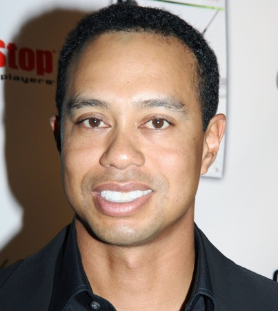 Tiger Woods Hospitalized After Car Accident