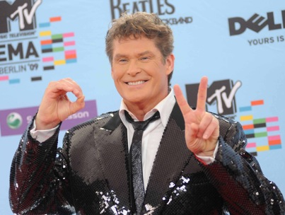 David Hasselhoff Placed in Psych Hold; Urgent SOS Message Sent Out to KITT