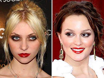 Taylor Momsen Is Jealous of Leighton Meester; Vegas Bookmakers Lay Odds on Epic Gossip Girl Catfight