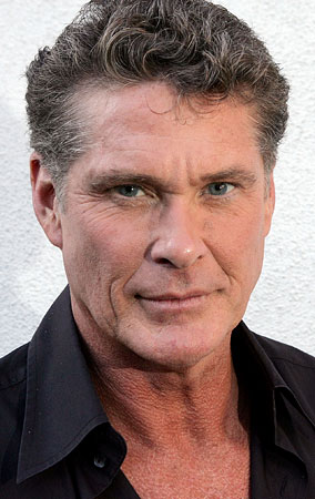 PHOTO GALLERY: The Hoff, Through the Years