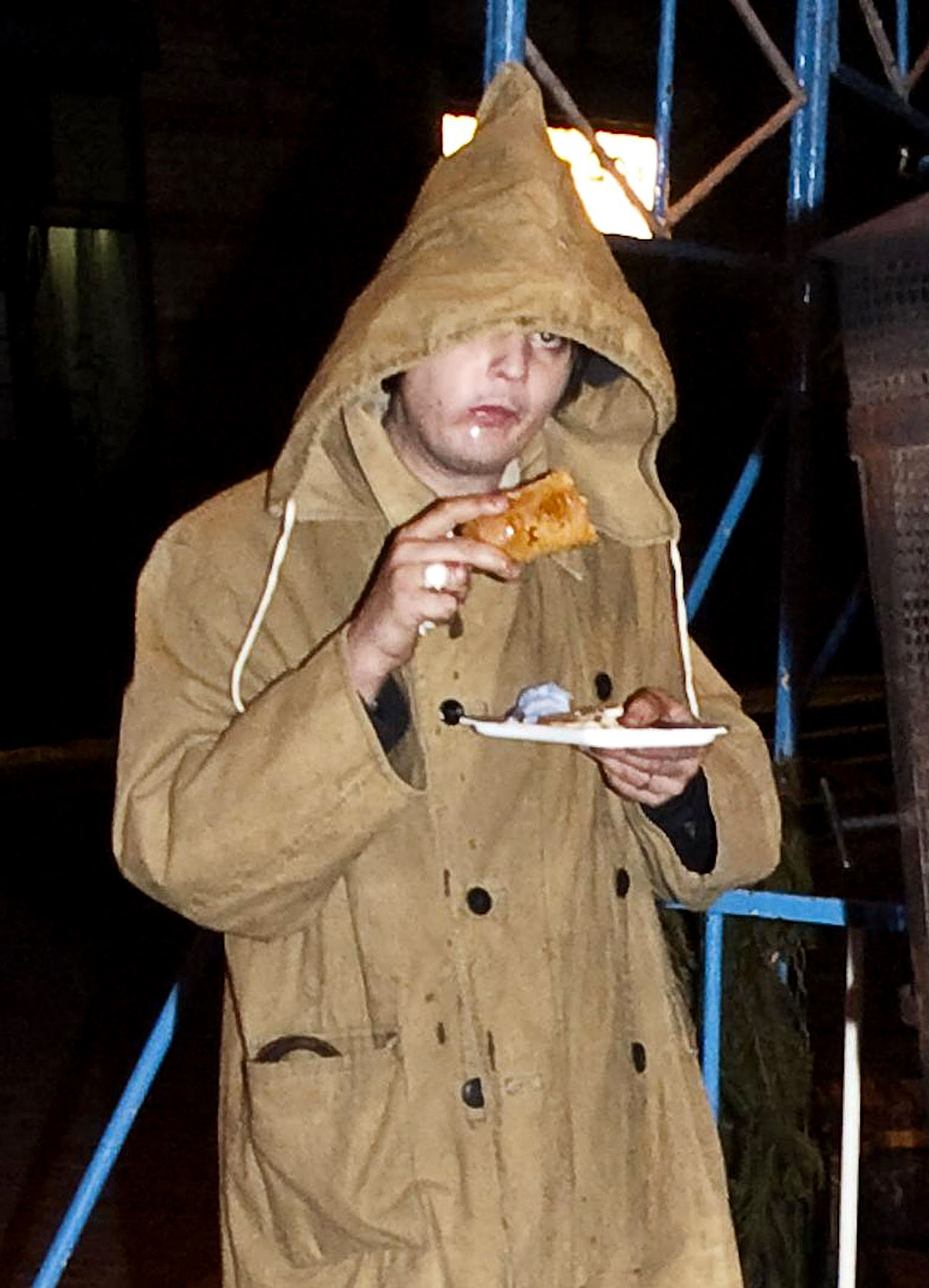 A Guide To The Pete Doherty Diet (PHOTOS)