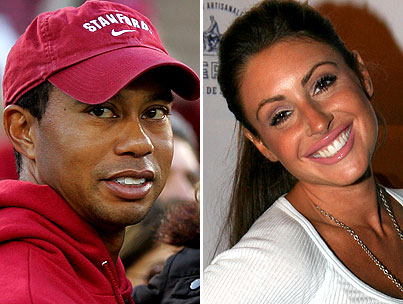 Tiger Woods' Alleged Mistresses Now Number Nine and Counting; Wilt Chamberlain's Ghost Offers Polite Golf Clap