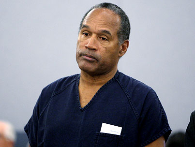 O.J. Simpson Mysteriously Beaten Up In Prison