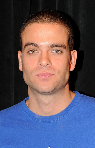 Let's Help Mark Salling Find A New Hairdo (PHOTOS)