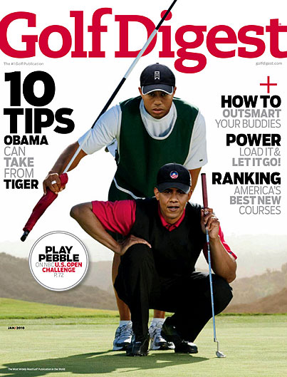 Golf Digest Has Really Unfortunate Timing, Photoshopping Tendencies