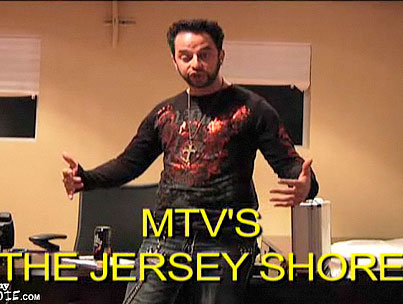Today on the Internet: Jersey Shore's Lost Casting Tape