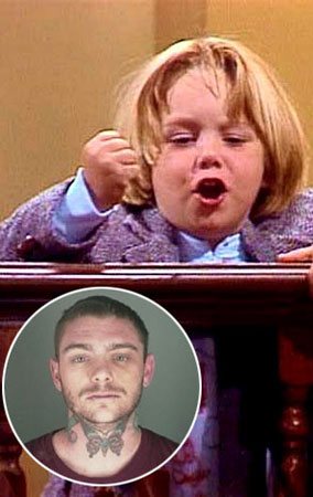 8 Kid Stars Who Ended Up Behind Bars (PHOTOS)