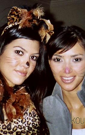 The Top 30 Kardashian Blog Photos of 2009 (PHOTOS)