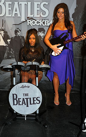 Jersey Shore Kids Ruin The Beatles Forever (PHOTOS)