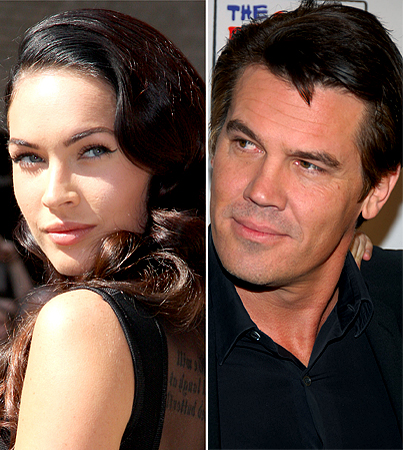 "Josh Brolin's Make-Out Scene With Megan Fox Is ""Ultimate Revenge"""