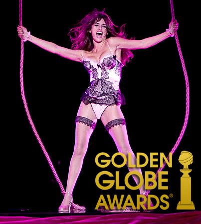 The 2010 Golden Globe Nominees (PHOTOS)
