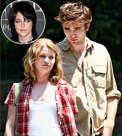 Vogue Magazine Is Trying to Tear Robsten Apart!