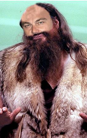 Leonardo DiCaprio, Viking Conquerer (PHOTOS)