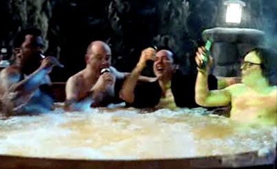 Finally, A Movie About A Hot Tub Time Machine (VIDEO)