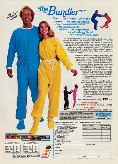 Today On The Internet: The Original Snuggie