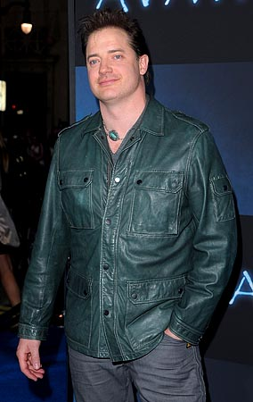 Brendan Fraser Is Doing Everything Right These Days (PHOTOS)