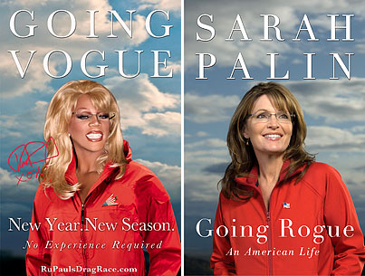 RuPaul and Sarah Palin: The Hidden Connection