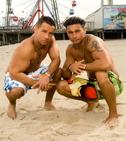 Jersey Shore Kids Plan on Turning The Golden State Into the Orange-Bronze State
