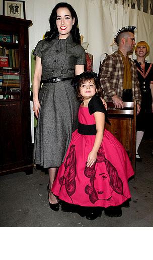 Dita Von Teese's Advice To Little Girls (PHOTOS)
