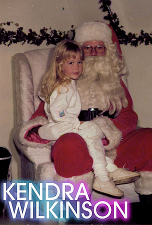 See Kendra Wilkinson's Christmas Baby Pics! (PHOTOS)