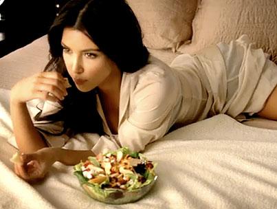 Kim Kardashian Gets Dirty For Carls Jr (VIDEO)