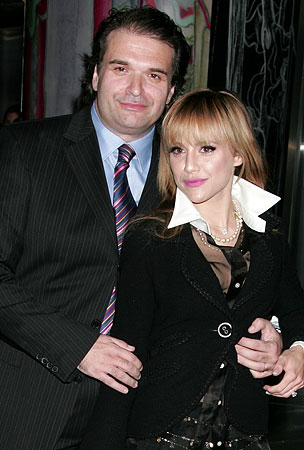 Brittany Murphy's Husband Speaks, Remains Sketchy