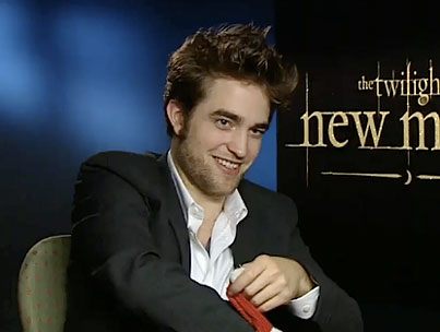 Who Do Rob Pattinson and K Stew Wanna Kiss? (VIDEO)