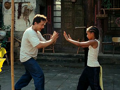 Jaden Smith Kicks It Up A Notch in New Karate Kid Movie Trailer (VIDEO)