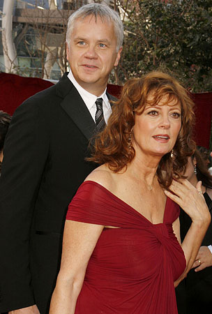 Tim Robbins and Susan Sarandon Get in on the Celebrity Break-Up Week Action