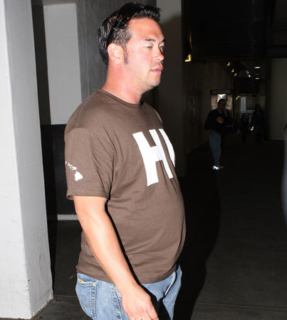 Jon Gosselin Is A Real Stand-Up Guy
