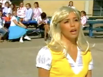 """""""Grease"""" is the Word for Parker and Longoria (VIDEO)"""