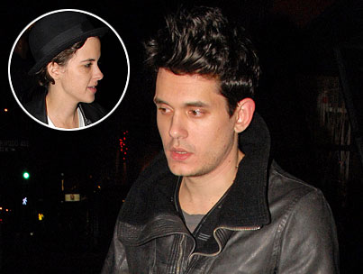 John Mayer Hooks Up With Samantha Ronson, Because it Had to Happen Eventually (VIDEO)