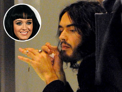 Katy Perry and Russell Brand Are Sooo Engaged!