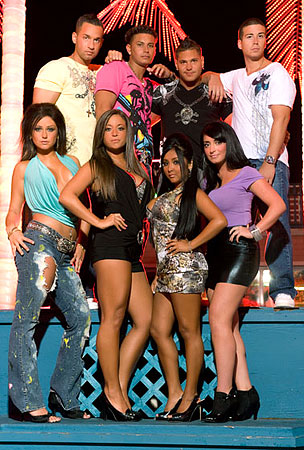 Jersey Shore Dissed By…Jersey Shore!