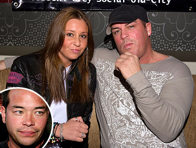 Did Jon Gosselin Rough Up Hailey Glassman?