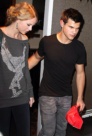 Taylor Lautner and Taylor Swift Weren't That Serious About Each Other? OMG NO WAI!