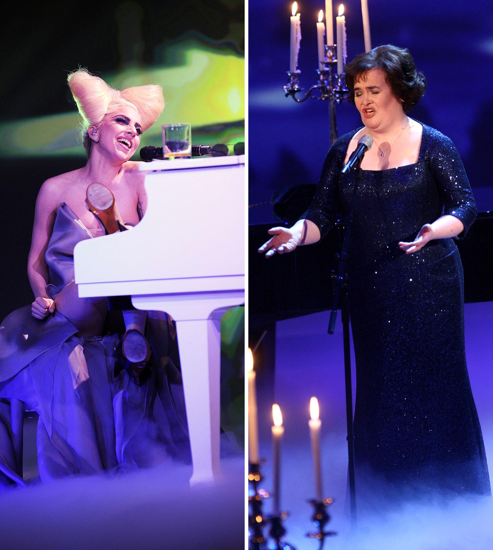 GaGa Goes Gaga Over SuBo, Potential Duo?