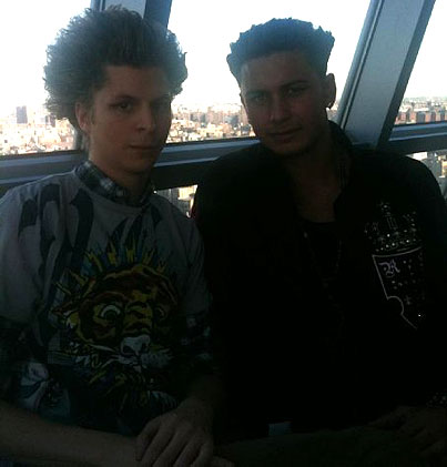 Michael Cera and DJ Pauly D: What Is Happening Here?