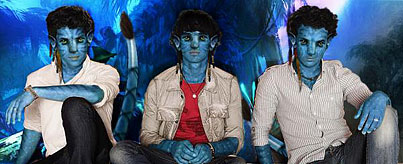 The Jonas Brothers Get Avatarded (PHOTOS)