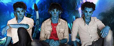 The Jonas Brothers Get Avatarded (PHOTOS)