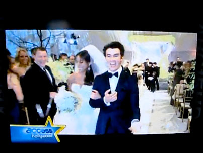 Kevin Jonas Ruins Lives of Nation's Tween Girls With Sappy Happy Wedding Video (VIDEO)