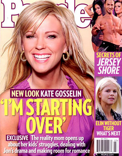 Kate Gosselin Cuts Off Her Signature Reverse Mullet, Loses Magic Power To Horrify Us