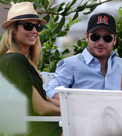 Humpday Roundup: Kevin Connelly and Stacey Keibler — Are They or Aren't They?
