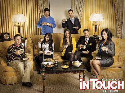 Jersey Shore Gets A Makeover: What Up With That?