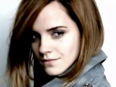The Mystery Behind Emma Watson's Leg (VIDEO)