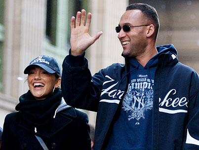 Derek Jeter and Minka Kelly Supposedly Getting Married. Or Not. Maybe. Yay?