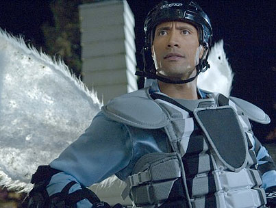 The Rock Plays The Tooth Fairy, But Who's Up For Easter Bunny