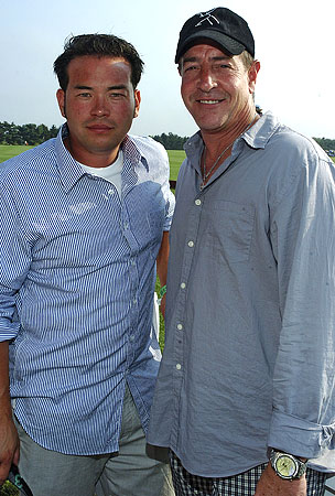 Jon Gosselin to Box Michael Lohan in the Battle of the Celebrity Dirtbags